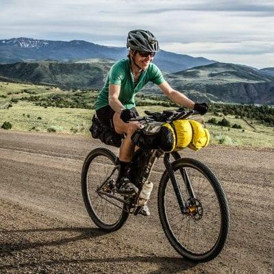 Meet the Country's Toughest Endurance Mountain Biker