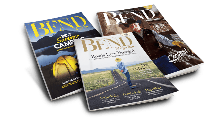 Advertise in Bend Magazine