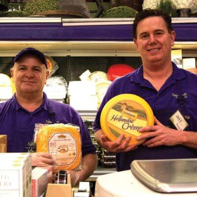 Cheese Please: Newport Market Cheesemonger