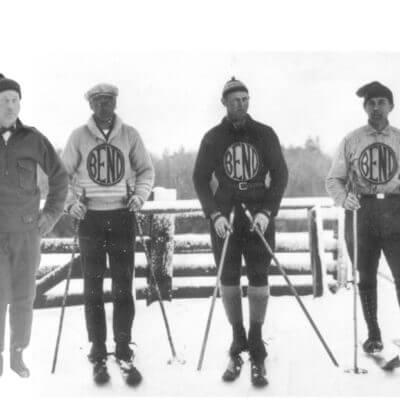 Bend's Original Ski Bums