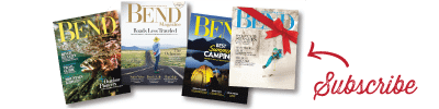 Subscribe to Bend Magazine