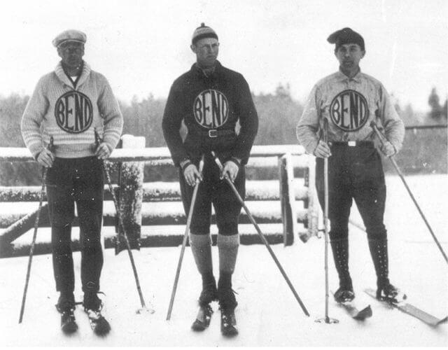 Photo courtesy of Deschutes Historical Society