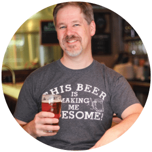 John Abernathy, Bend Magazine Beer and Brewing Ambassador