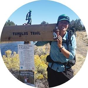 Renee Patrick - Hiking Ambassador