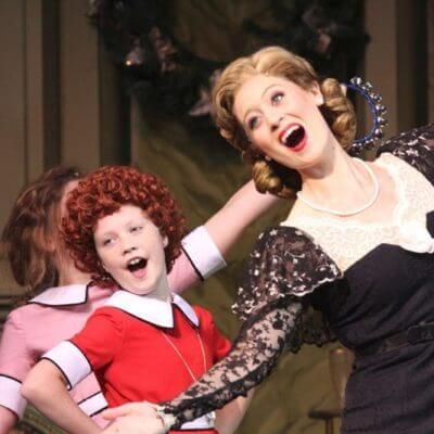 theater Annie the Musical