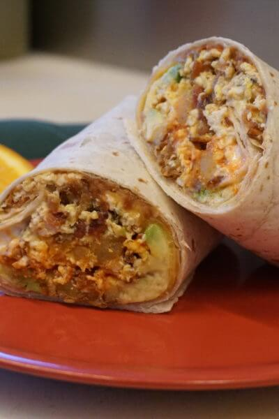 That's A Wrap: Our Breakfast Burrito Shortlist