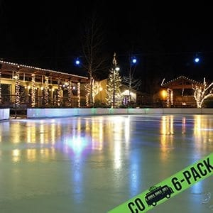 Leather and Lace: Experience Central Oregon's Ice Skating Rinks