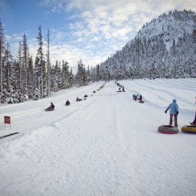 Wild Rides: Tubing and Sledding Spots in Central Oregon