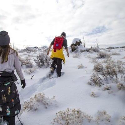 Central Oregon's Snowshoeing Destinations