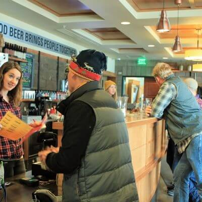 Central Oregon Beer, Wine and Spirits Tasting Rooms