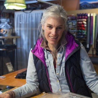 Rugged Thread Repairs Central Oregon's Outdoor Gear