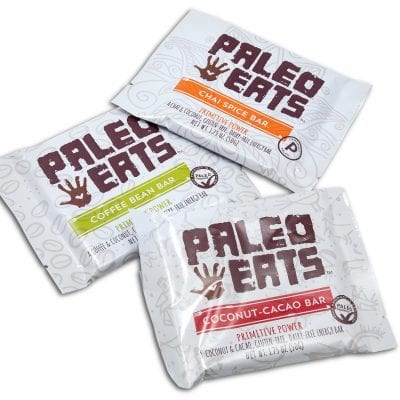 Bend's Paleo Bars Find a Niche