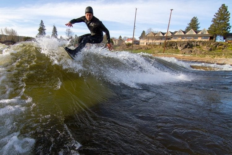 Whitewater Park Reopens for the Season