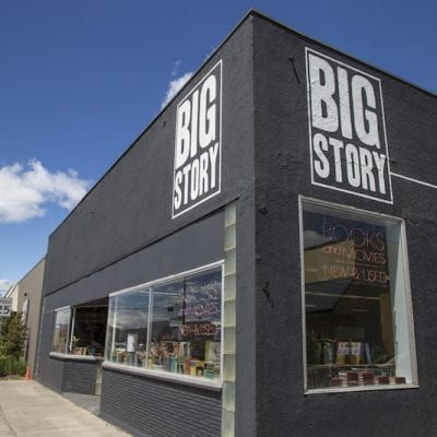 With Big Story, Longstanding Bend Bookstore Gets a Sequel