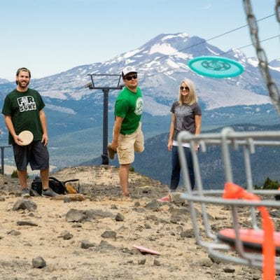 Disc Golf Takes Over Central Oregon with 15 Courses and Counting