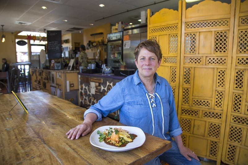 Chef Bethlyn Rider, creator of Global Fusion in Bend, Oregon.