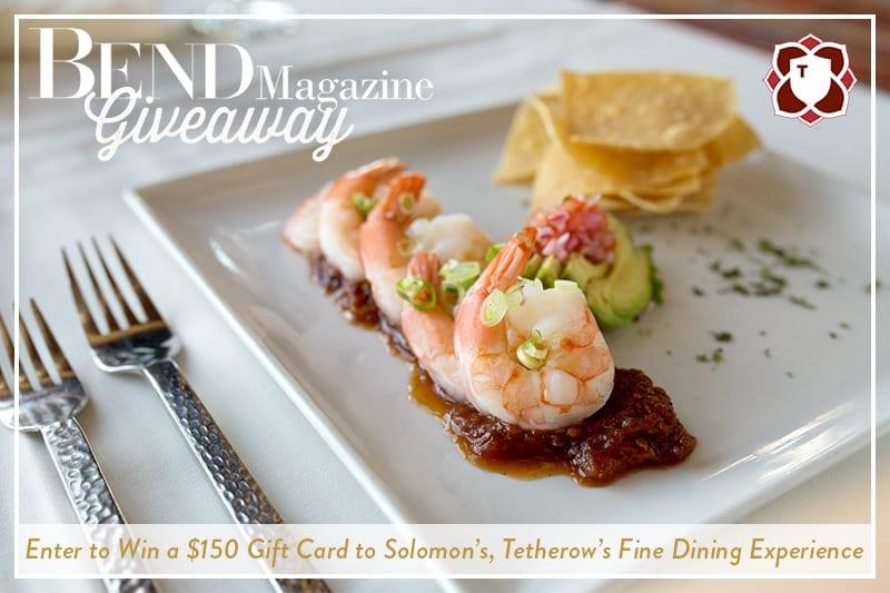 Solomon's Restaurant Giveaway