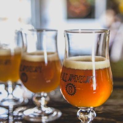 The Ale Apothecary's Deliberate Deviation