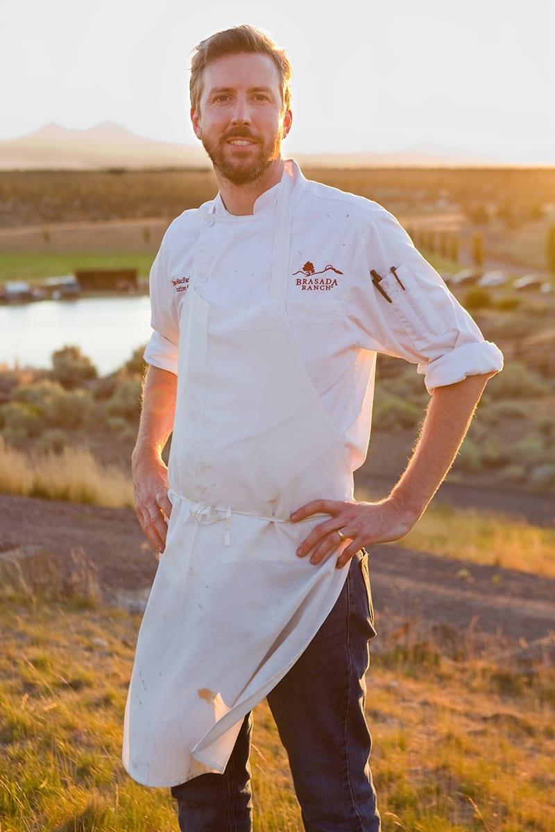 Brasada Ranch Chef Doug MacFarland