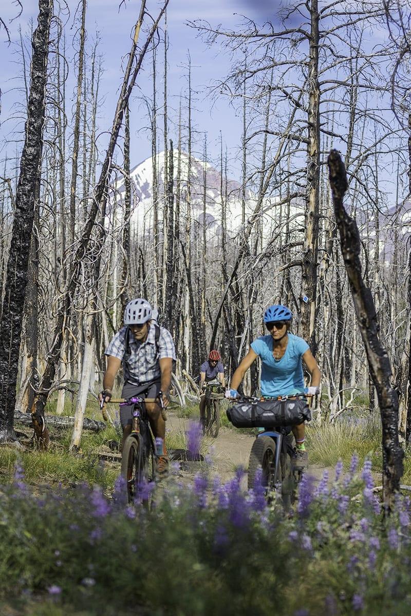 Bikepacking in Central Oregon