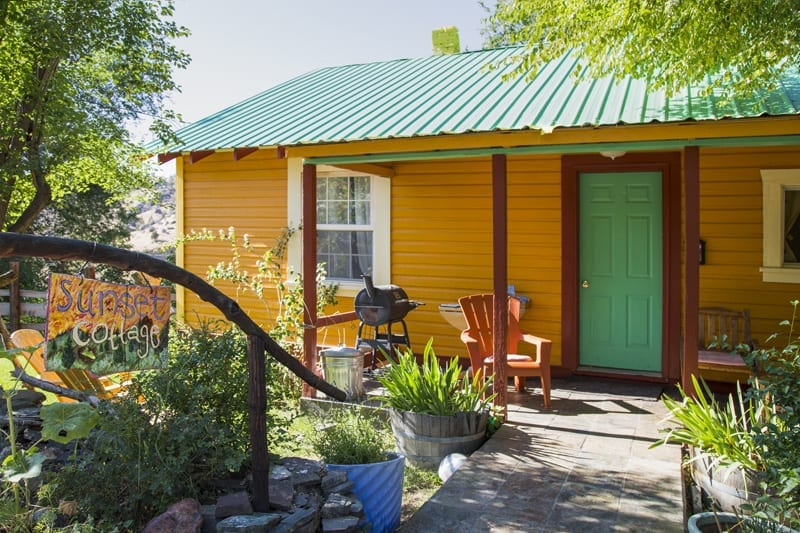 The Painted Hills Vacation Rentals in Mitchell, Oregon
