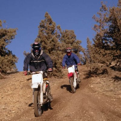 Ochoco National Forest Sued Over OHV Trail Plan