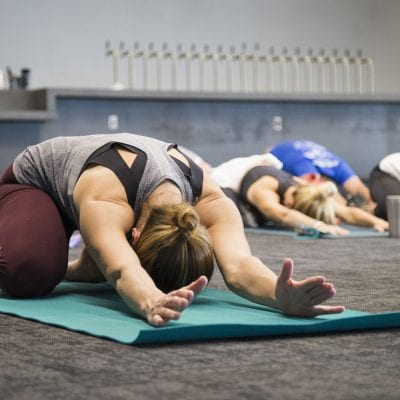 New Class Melds Bend's Beer Obsession With Yoga
