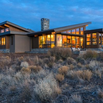 An Elemental Retreat in Shevlin Commons