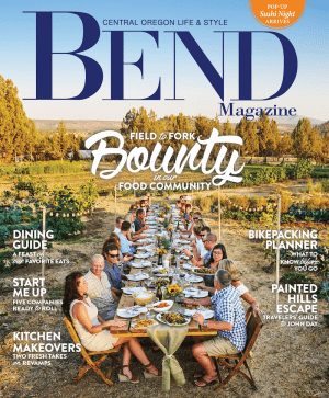 September October Bend Magazine 2017