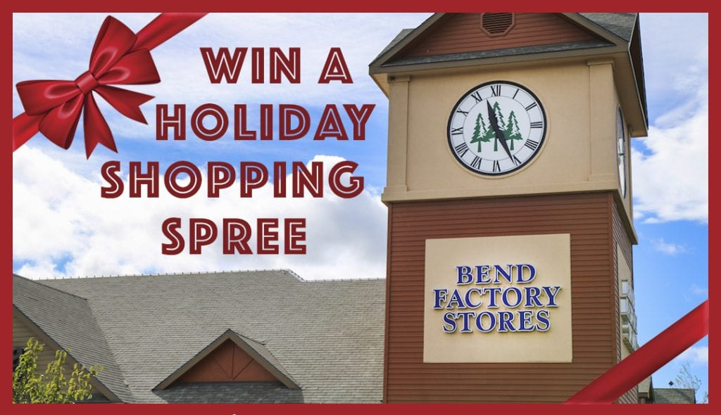 Bend Factory Stores Giveaway