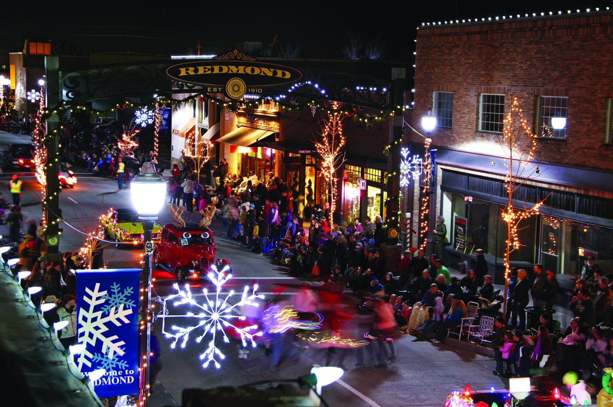 Holiday Events Around Central Oregon
