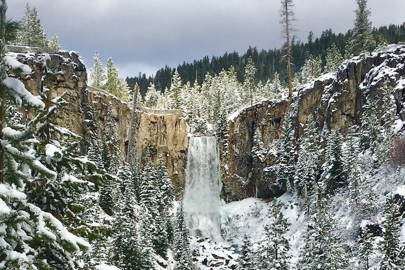 Amy Howard Tumalo Falls