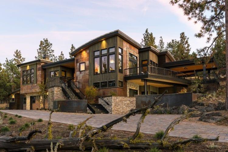 Industrial Home Design In Bend Oregon Bend Magazine