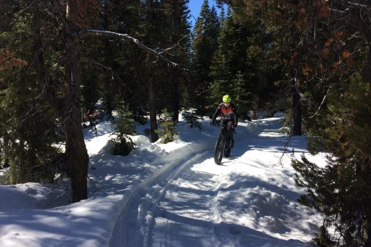 Where to Try Fat Biking This Winter