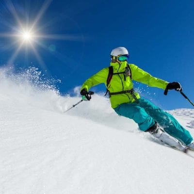 Tips To Stay On Snow And Out Of Urgent Care This Season