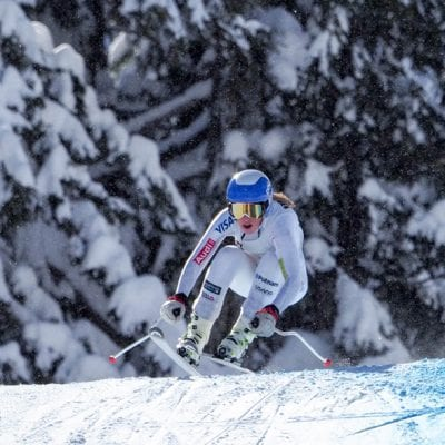 How Bend Became A Training Hub for the Winter Olympics