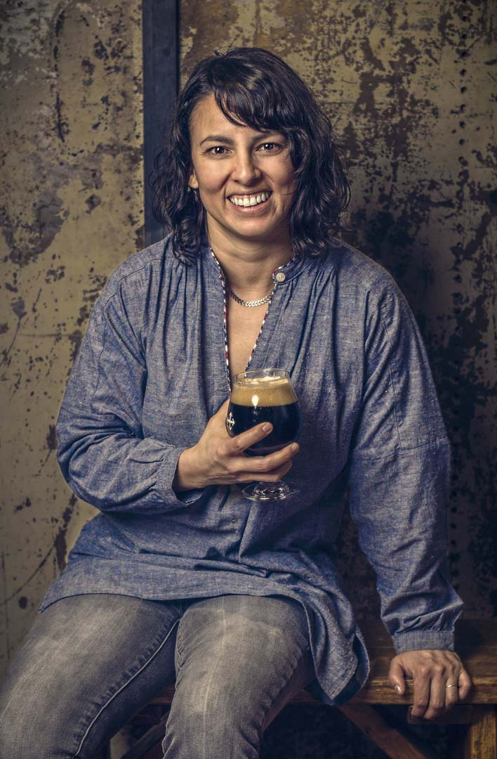 Deschutes Brewmaster Veronica Vega women in brewing in Bend, Oregon