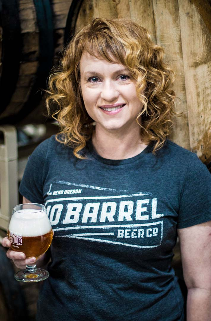 10 Barrel Brewmaster Tonya Cornett women in brewing in Bend, Oregon