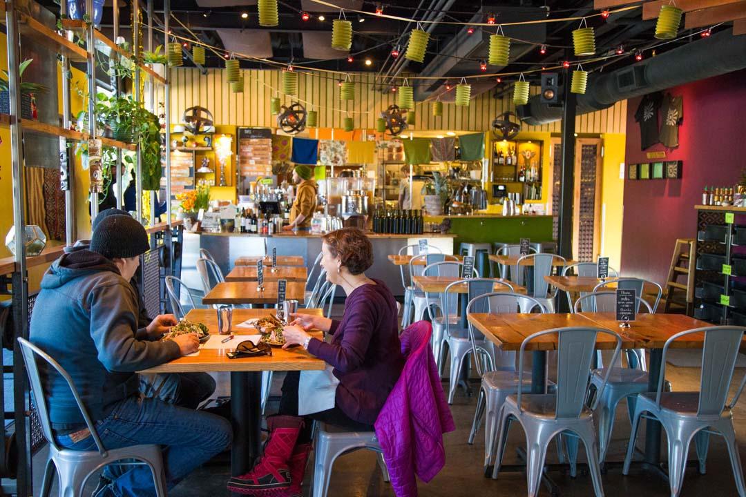 Spork restaurant in Bend, Oregon