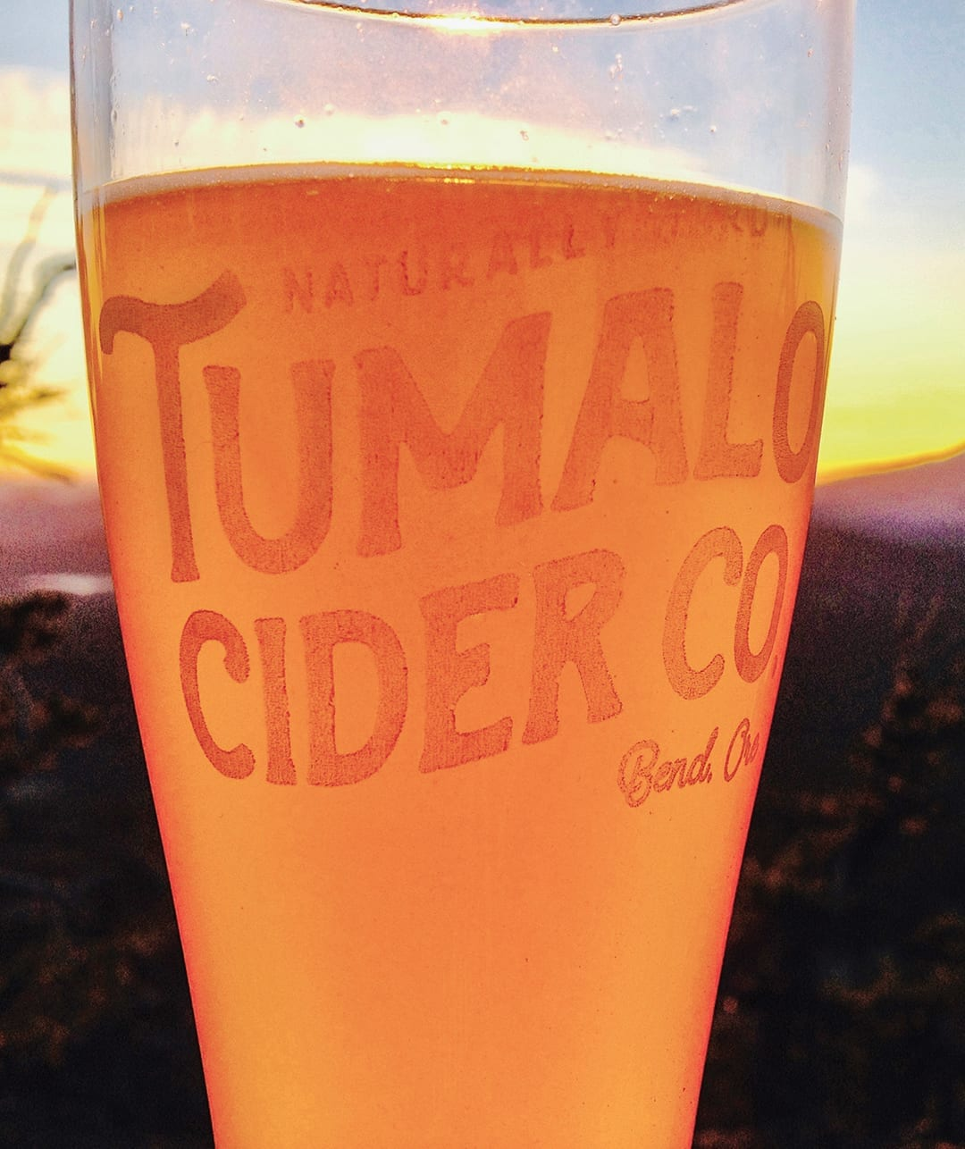 Tumalo Cider Company in Bend, Oregon