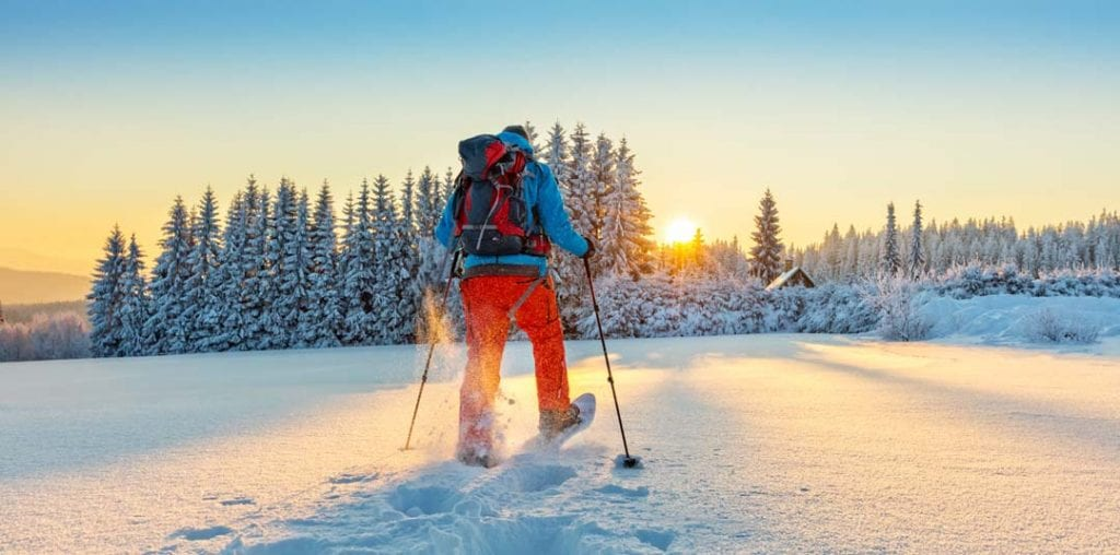 Snowshoeing for the Spring Break Cheat Sheet in Bend, Oregon