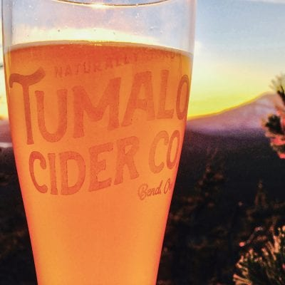 Artisan, Small-Batch Cider Comes to Central Oregon