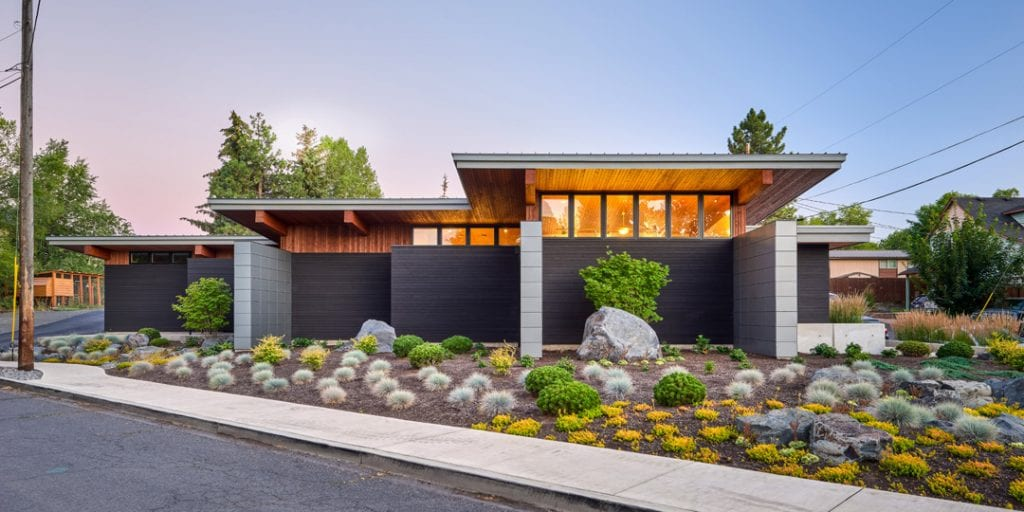sustainable home and living in Bend, Oregon