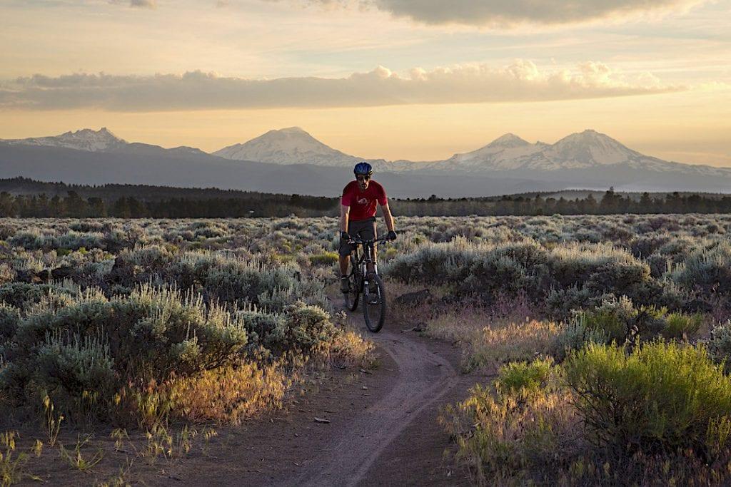 Biking Central Oregon in Spring