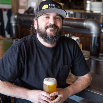 3 Questions for Sunriver Brewing's Brett Thomas