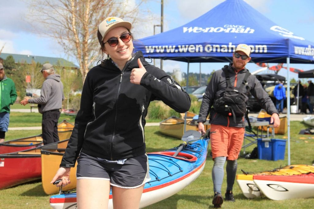 Tumalo Creek Spring Paddlefest