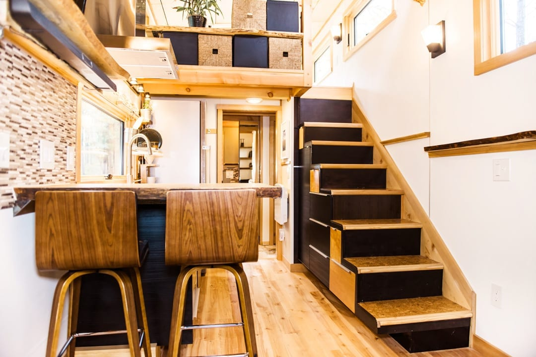 Wood Iron Tiny Homes in Bend, Oregon