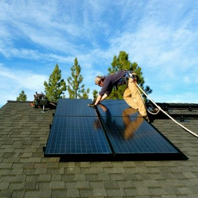 Paul Israel Is A Pioneer Of Solar Energy In Oregon