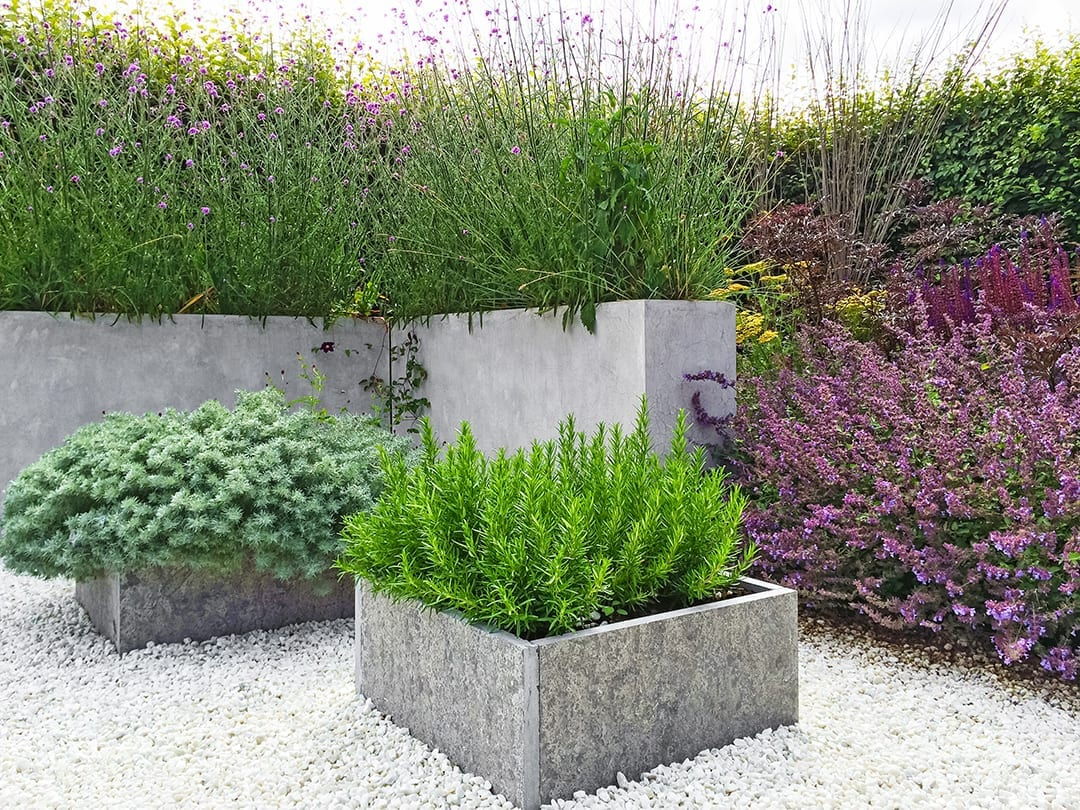 sustainable landscaping in Central Oregon