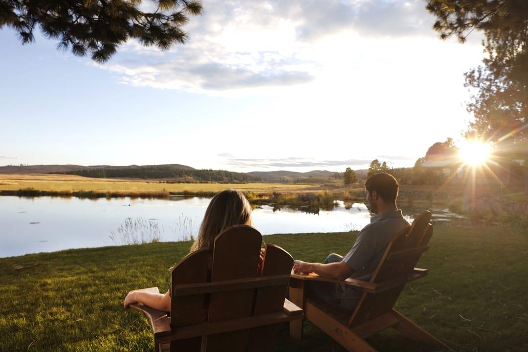Silvies Valley Ranch Retreat near Burns, Oregon